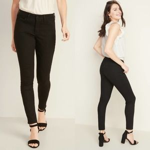 Old Navy Mid-Rise Pop Icon Skinny Jeans